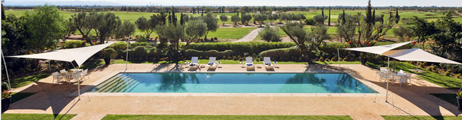 vente villa golf marrakech