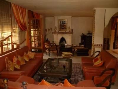 Villa vendre dans le quartier r sidentiel de targa for Acheter maison marrakech