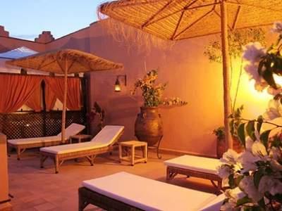 Riad r nov vendre maison d 39 hotes immomaroc for Achat maison marrakech