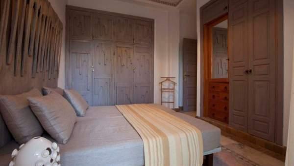 magnifique appartement en rez de jardin la palmeraie ii immomaroc. Black Bedroom Furniture Sets. Home Design Ideas