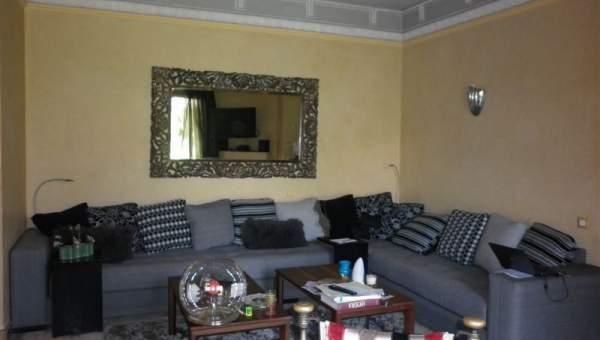 appartement vendre dans le tout dernier village de la palmeraie immomaroc. Black Bedroom Furniture Sets. Home Design Ideas