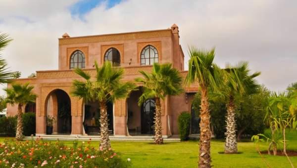achat villa marrakech immomaroc. Black Bedroom Furniture Sets. Home Design Ideas