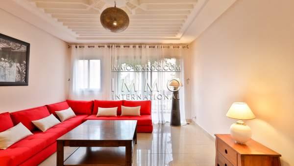 appartement marocain pur marrakech immomaroc. Black Bedroom Furniture Sets. Home Design Ideas