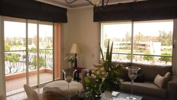 vente appartement contemporain marrakech - Appartement Avec Piscine Marrakech