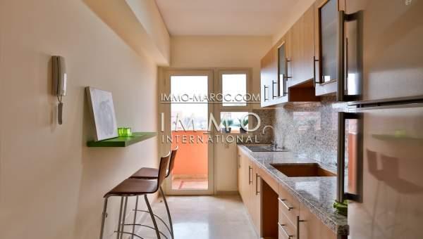 a vendre belle appartement de standing neuf au finition exceptionnel avec piscine - Appartement Avec Piscine Marrakech