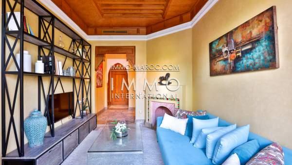 vente appartement avec piscine et jardin la palmeraie - Appartement Avec Piscine Marrakech