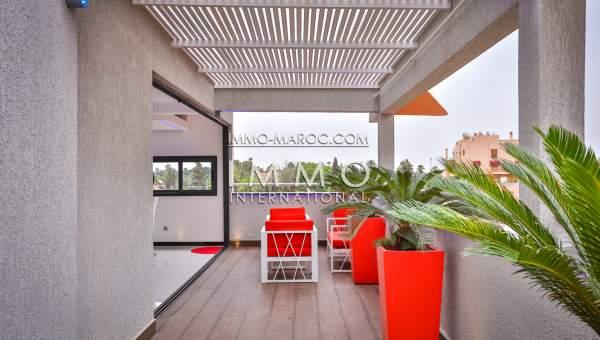 appartement a vendre l hivernage immomaroc. Black Bedroom Furniture Sets. Home Design Ideas