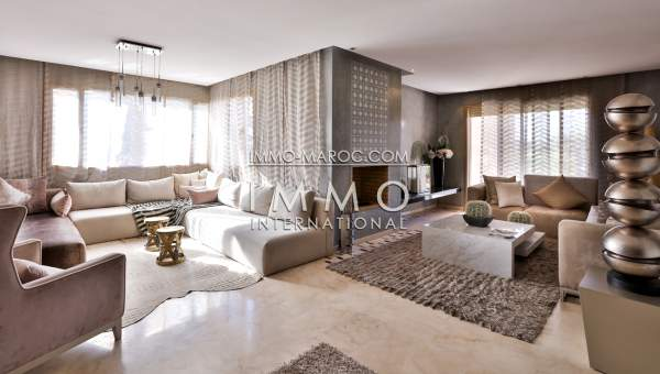 Appartement Programme neuf Contemporain Marrakech | ImmoMaroc