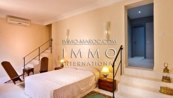 riad vente Marocain épuré luxueuses Marrakech moins de 10 minutes de la place Kasbah