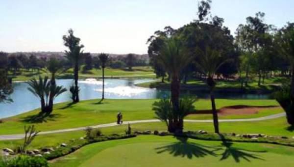 achat terrain Terrain villa Marrakech Golfs Amelkis