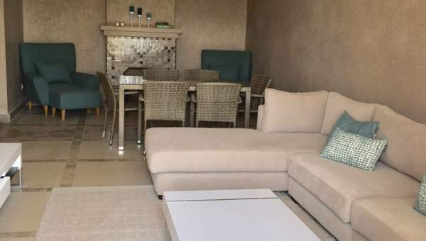 Appartement à louer Contemporain Marrakech Golfs