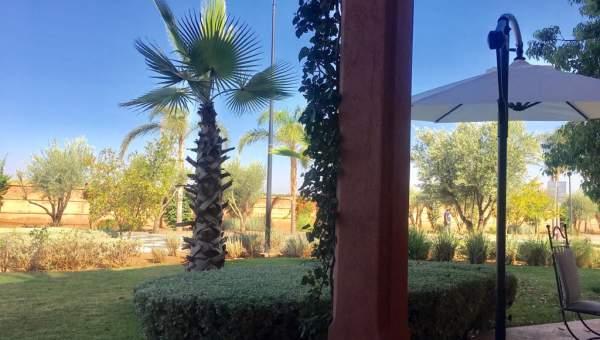Appartement à louer Moderne Marrakech Golfs