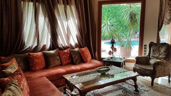 Maison à vendre Marocain épuré Marrakech Centre ville Targa