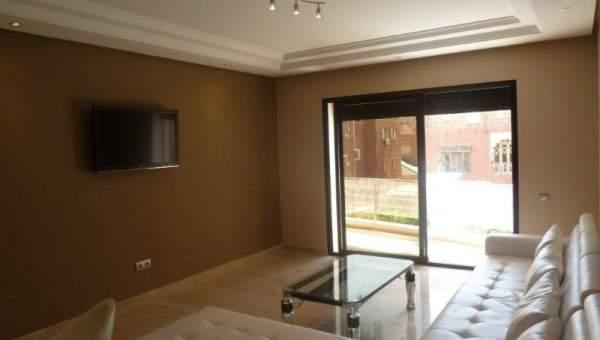 Tr s joli programme neuf en plein coeur du gu liz immomaroc for Appartement piscine marrakech