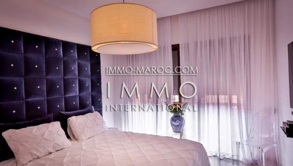 acheter appartement Contemporain Marrakech Centre ville