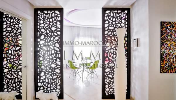 appartement vente Contemporain Marrakech Centre ville