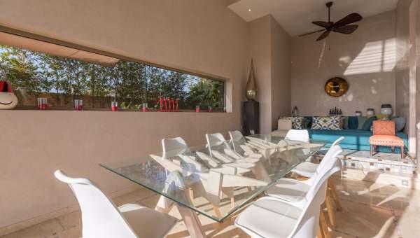 Tr s jolie villa contemporaine louer meubl e en longue - Service public location meublee ...