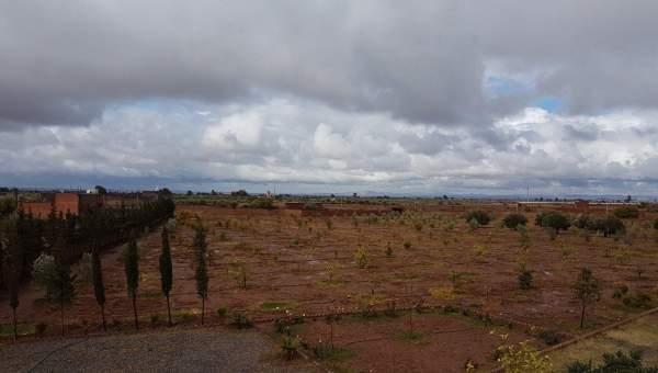achat terrain Terrain villa Marrakech Extérieur Route Ouarzazate