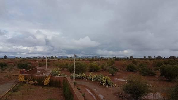 Vente terrain Terrain villa Marrakech Extérieur Route Ouarzazate