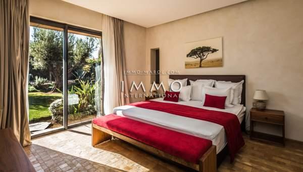 Vente villa Contemporain luxueuses Marrakech Golfs