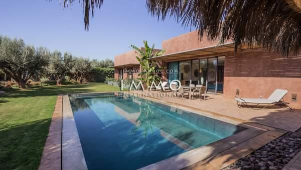 villa vente Moderne Marrakech Golfs