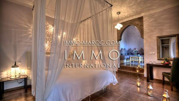 villa achat Marocain épuré propriete luxe marrakech à vendre Marrakech Extérieur Route Amizmiz