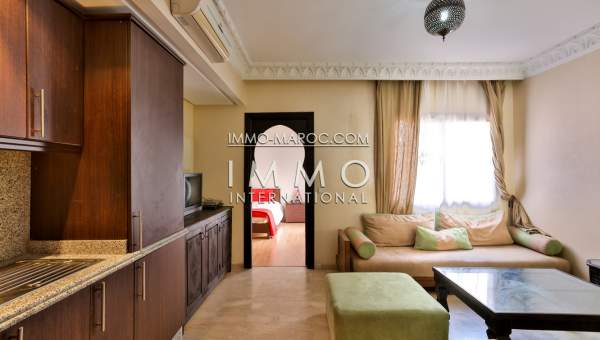 Appartement marocain pur marrakech immomaroc for Appartement design casablanca