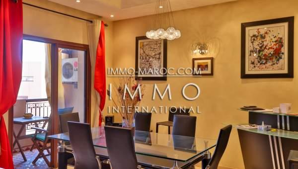 louer appartement Moderne Marrakech Centre ville