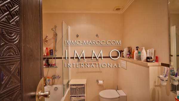 louer appartement Contemporain Marrakech Centre ville