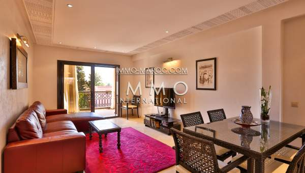 location appartement contemporain avec piscine lhivernage marrakech - Appartement Avec Piscine Marrakech
