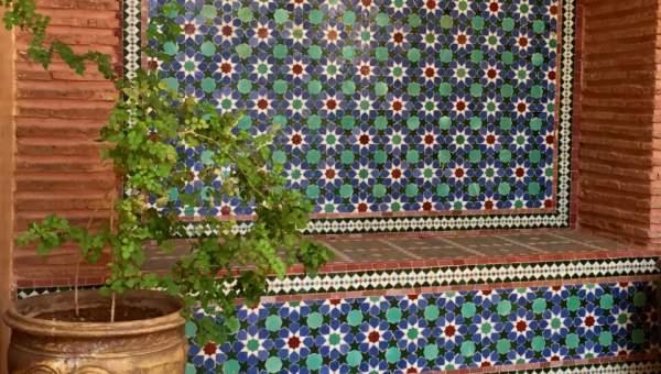 Villa à louer Marrakech Extérieur