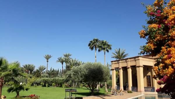 Villa à louer prestige a vendre Marrakech Extérieur
