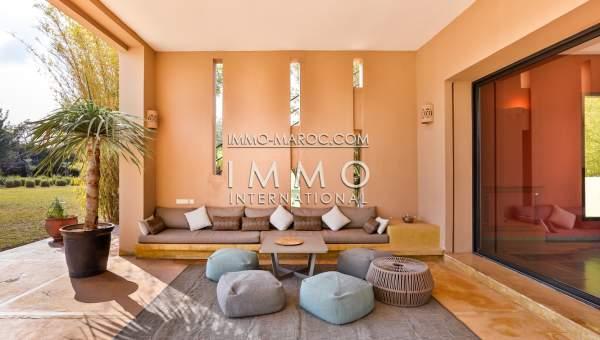 Maison à louer Moderne Marrakech Extérieur Route Ouarzazate