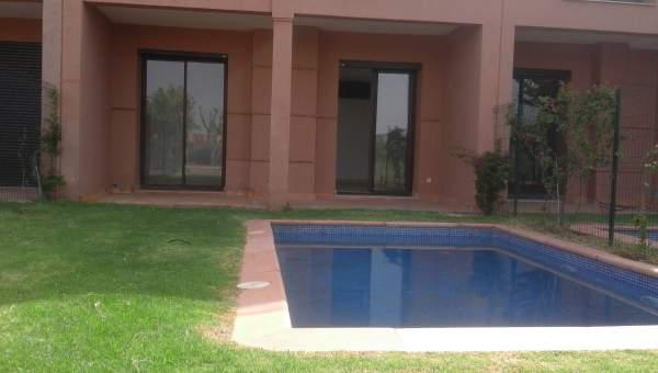 Location villa Moderne Marrakech Extérieur Route Ourika