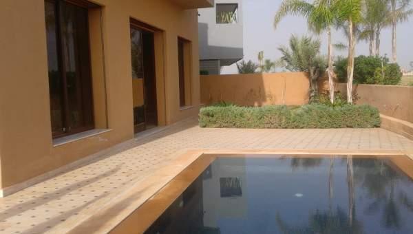 Maison à louer Marocain épuré Marrakech Golfs Autres golfs