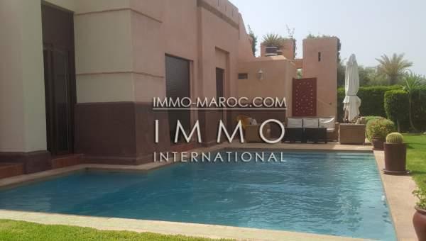 villa vente Moderne Marrakech Extérieur