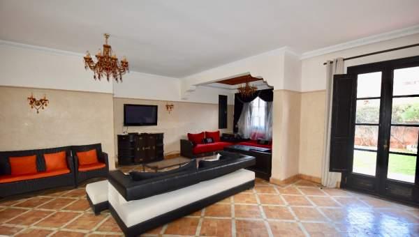 Maison à vendre Marocain épuré Marrakech Palmeraie Circuit Palmeraie
