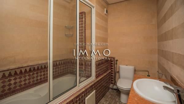 superbe appartement de 123 m au c ur de gu liz marrakech immomaroc. Black Bedroom Furniture Sets. Home Design Ideas