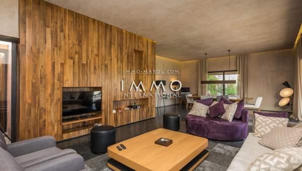 Vente maison Moderne Prestige Marrakech Golfs Royal Palm