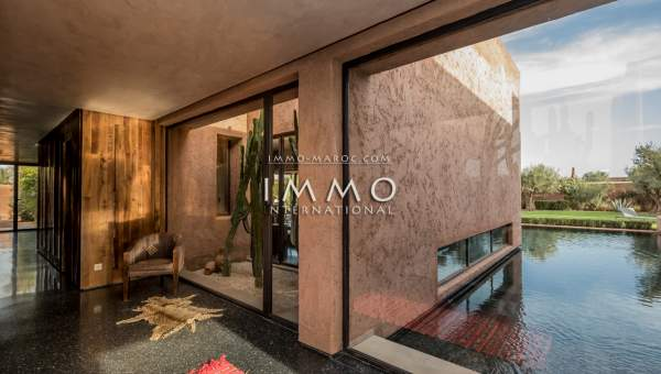 Maison à vendre Moderne biens de prestige marrakech Marrakech Golfs Royal Palm
