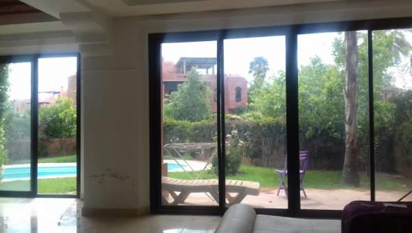 Vente maison Contemporain Marrakech Palmeraie Circuit Palmeraie