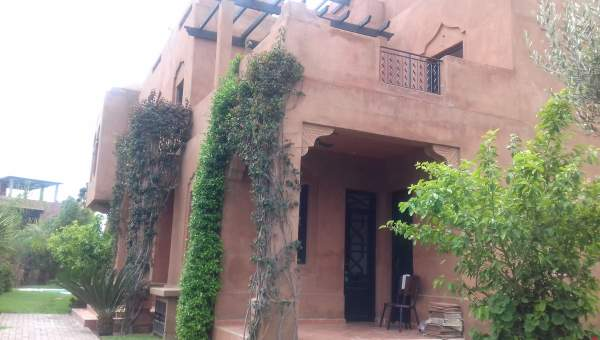 Maison à vendre Contemporain Marrakech Palmeraie Circuit Palmeraie