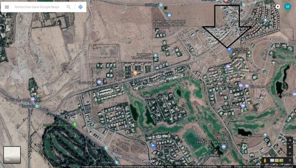 Vente terrain Terrain villa Marrakech Centre ville Autres Centre ville
