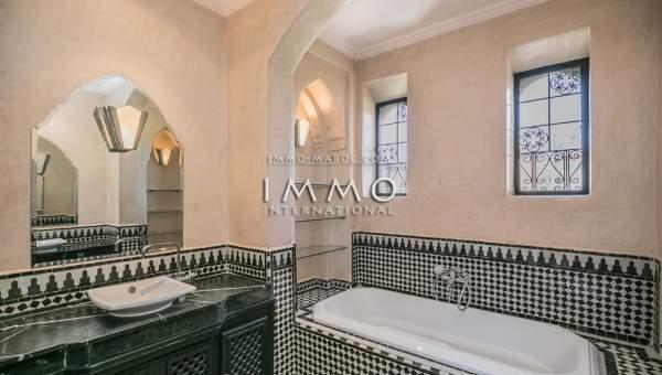 acheter maison propriete luxe marrakech à vendre Marrakech Extérieur Route Amizmiz