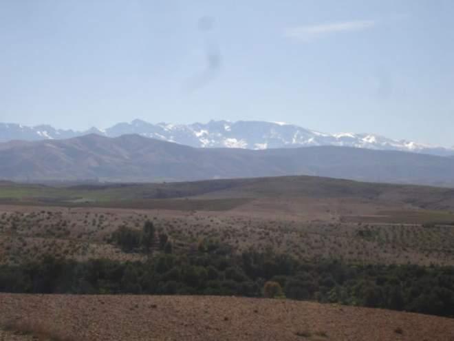 Vente terrain Marrakech Extérieur Route Barrage