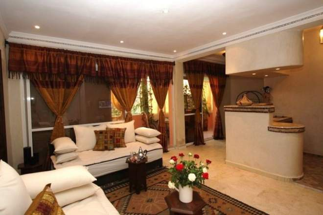 appartement a vendre au gueliz immomaroc. Black Bedroom Furniture Sets. Home Design Ideas