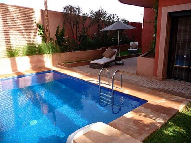 Achat appartement luxe hivernage immomaroc for Appartement piscine marrakech