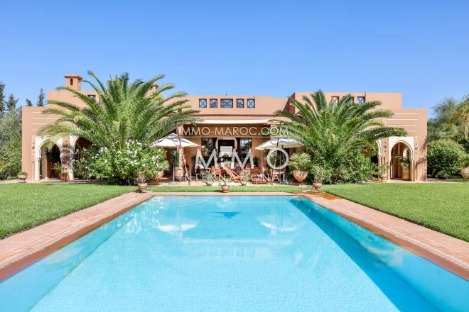 achat maison marrakech vente villa maroc immomaroc. Black Bedroom Furniture Sets. Home Design Ideas