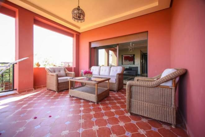 Vente appartement marrakech immomaroc for Achat maison rabat