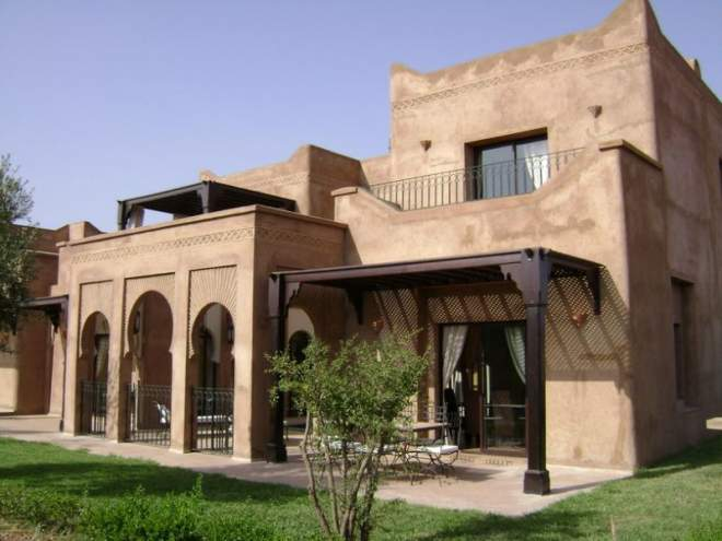 villa a vendre vente maison marrakech immomaroc. Black Bedroom Furniture Sets. Home Design Ideas